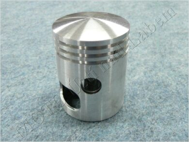 3-rings piston Right - pin 15 , groove 2,5 ( Jawa 350 6V )  (010855M)