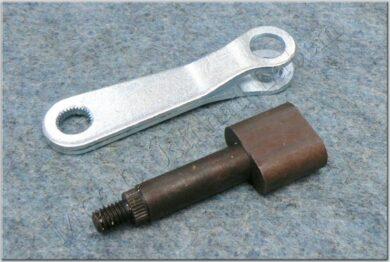Arm, Brake w/ cam ( Panelka )(010943)