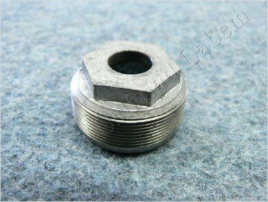 Cap, Rr. shock absorber ( Jawa-ČZ )(011054)
