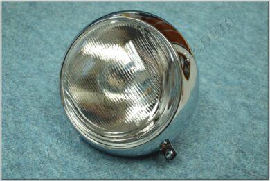 Headlight unit w/ rim ( Kývačka ) /wo bulb(011794)