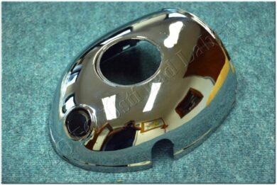 Headlight casing upper ( Kývačka ) chrom(011853)