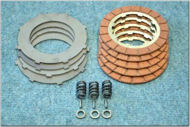clutch plates set complete (Perak, Kývačka)(011877)