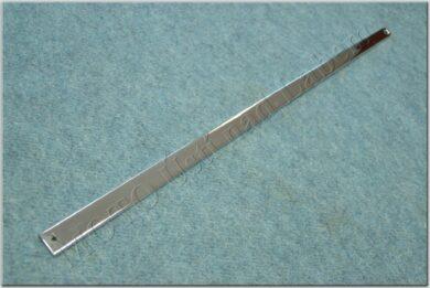 lišta nádrže s dírou - boční ( ČZ 501 ) 550mm(340108)