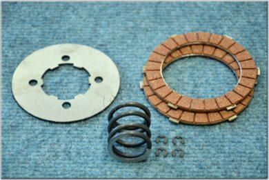 Disk, clutch friction - complete set ( Stadion ) ferodo(500343)