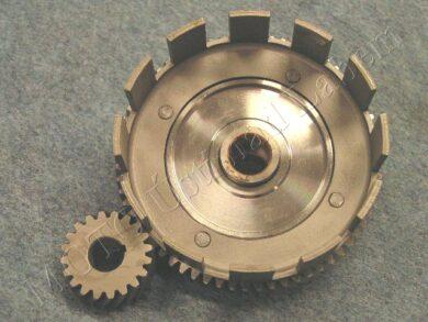Clutch hub, cogwheel ( Simson S51 ) 65/20T(520101)