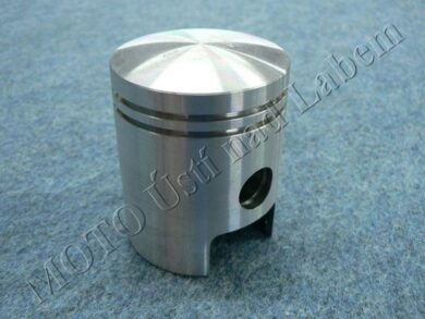 2-rings piston 57,00 - pin 15 , groove 2,0 ( ETZ 150 )  (600102)
