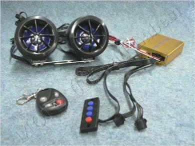Alarm + MP3 player - SD, USB ( UNI )(771664)