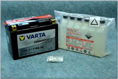 Battery 12V 8Ah VARTA YT9B-BS (149x70x105)(820051)