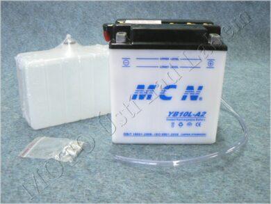 Battery assy. 12V 12Ah MCN B10L-A2 ( 145x90x145 )(820070)