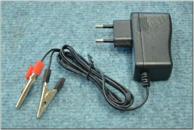battery charger 12V 800mA(820115)