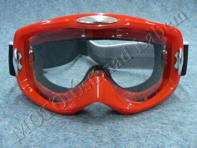 Motocross Goggle EA1 - red ( Motowell )(870003)