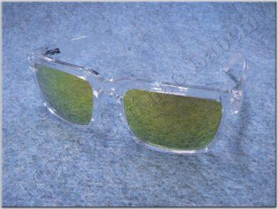 Motorcycle Goggle - gold glasses ( SHIRO )(870031)