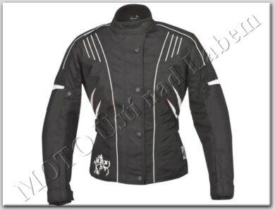 Jacket Lady Florenz, black-white ( ROLEFF ) Size 2XL(880214)