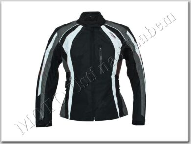 Jacket Lady Venedig, black-grey-white ( ROLEFF ) Size L(880215)