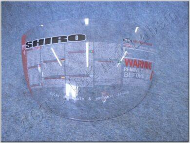 Helmet visor series SH-60 ( SHIRO )(890826)