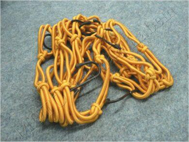 Helmet cargo net bag, w/ metal hooks ( MCN )(900100)