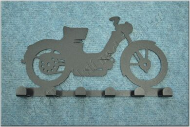 6-peg rack - Motorcycle Theme /  Jawa Pionýr 550(930802)