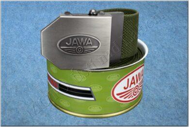 belt JAWA / textile khaki - size 150cm(930814)