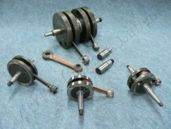 Repair crankshaft ( Jawa 250 Kývačka )