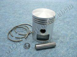 Piston set - pin 15 ( Pérák, Kývačka 250 )