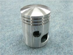 3-rings piston Left - pin 15 , groove 2,5 ( Jawa 350 6V )