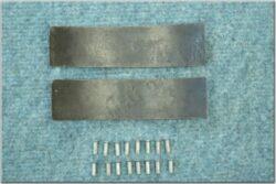 brake lining - set (Jawa, ČZ)(010965)