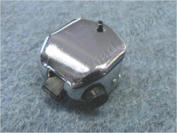 Headlight dimmer switch w/ horn button ( Jawa,ČZ 6V )