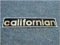 Sticker Californian 120x20 ( Jawa )