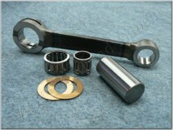 Connecting rod cpl. - pin 16, needle cage ( Jawa 350 ) CKR