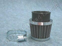 Air filter racing  D38, intake ( UNI,Jawa 638-640 ) cone little