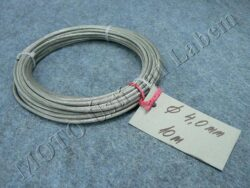 Steel cable 4,0mm ( UNI ) package 10m