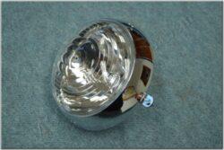 Headlight unit w/ rim ( Pérák FJ ) /wo bulb(020082)