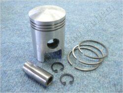 Piston set - pin 18 ( Jawa,ČZ 125 )