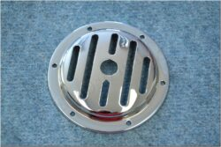Grille cover, horn ( Jawa 634 )