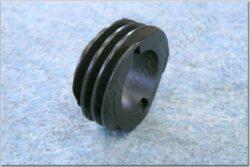 Wheel, tachometer drive worm gear ( Jawa 634-640 )