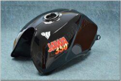 nádrž palivová ( Jawa 640 ) černá