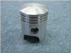 3-rings piston Right - pin 16 , groove 2,0 ( Jawa 350 12V )