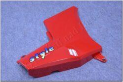 kryt schránky - PRAVÝ ( Jawa 640 ) červený