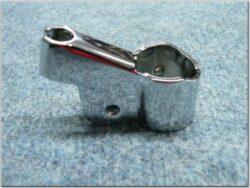 Lever holder L. w/o thread, handlebar ( Pionýr, BAB )