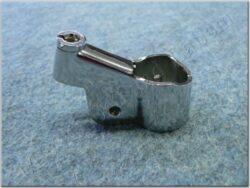 Lever holder L. w/ thread, handlebar ( Pionýr, BAB )