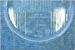 Glass headlight lens ( Pio 21,23 )(111091)