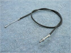 Bowden cable, Clutch ( ČZ 125 A )