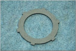 Disk, clutch friction - ferodo ( ČZ -125 B,T ) EU