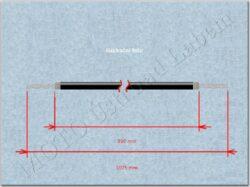 Bowden cable, Clutch ( ČZ 125,150 C )(300004)