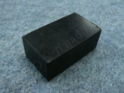 guma krytu řetězu - dorazová ( ČZ 125/175/250 )