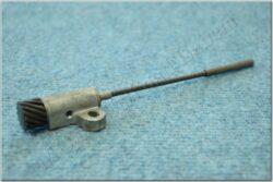 Gear pinion cpl., speedometer 14T. - complet ( ČZ - 477,477 )