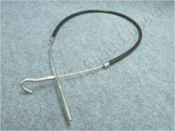 Bowden cable, Rr. brake w/ hook ( ČZ 505 )