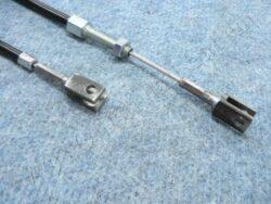 Bowden cable, Rr. brake, 2x fork ( ČZ 505 )(340062)