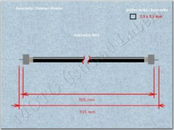 Cable,Speedometer ( Stadion )(500120)