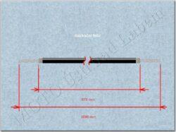 Bowden cable, Choke ( Korádo )(510012)